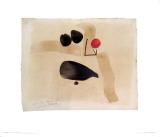 A 12 Febr 64,1893-1965 Posters af Julius Bissier