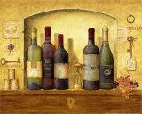 Wine Gathering IV Kunstdrucke von G.p. Mepas