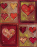 All Hearts Beat as One Art by G.p. Mepas