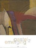 Emerging Pastel II Prints by  Kamy