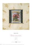 The Lesson II Prints by Maria Eva
