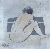 Akt-Studien I Kunstdruck von Heleen Vriesendorp