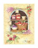 From My Kitchen IV Affiches par Carol Morey