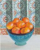 Mandarines Posters par Frederic Givelet