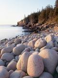 Rocky Shore Fotografisk trykk av Jim Zuckerman