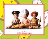Little Grown-Ups Lámina por Tom Arma