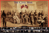 Bürgerkrieg Poster