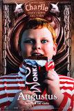 チャーリーとチョコレート工場 ポスター