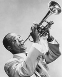 Louis Armstrong Foto