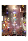 New Year's Eve in Times Square Posters por Igor Maloratsky