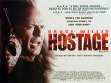Hostage – Entführt – UK Quad, Querformat Poster