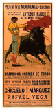 闘牛記念1936 ジクレープリント : カルロス・ルアノ=ロピス