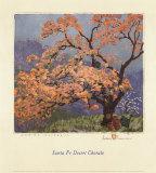 Flores de primavera Pósters por Gustave Baumann