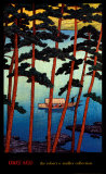 Winter at Arashiyama Posters by Kawase Hasui