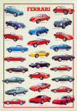 Ferrari - Edition internationale Posters