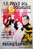 Le Pays du Sourire (c.1929) Sammlerdrucke von Georges Dola