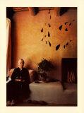 O'Keeffe mit Kamin Kunstdrucke von  Springmann
