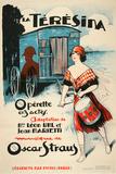 La Teresina (c.1930) Impressão colecionável por Georges Dola