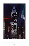 Radiator Building Posters av Georgia O'Keeffe