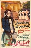 Liebeslied (um 1926) Sammlerdrucke von Georges Dola