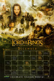 The Lord of the Rings: Motion Picture Trilogy - Special Release: Tolkein Month Poster