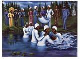 The Baptism Posters af Don Reasor