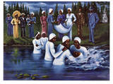 The Baptism Poster by Don Reasor
