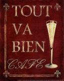 Cocktail Hour I Posters af Catherine Jones