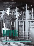 Grace Hopper Póster