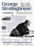 George Westinghouse Plakat