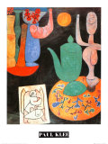 Untitled Posters by Paul Klee