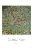 Il Melo Affiches par Gustav Klimt