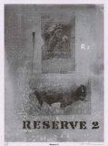 Reserve 2 Limited Edition av Carl Beam