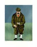 Scotland`s John Ball Sammlerdrucke von Guy Buffet
