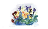 After Nolde Reproduction pour collectionneur par Lynn Donoghue