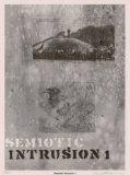 Semiotic Intrusion 1 Limited Edition av Carl Beam