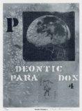 Deontic Paradox 4 Limited Edition av Carl Beam