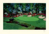 Azalea Hole Reproduction pour collectionneur par Mark King