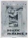 Deontic Paradox 3 Limited Edition av Carl Beam