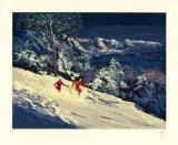 Sierra Glow Collectable Print by Mark King