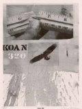 Koan 320 Limited Edition av Carl Beam