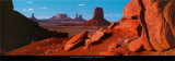 Monument Valley, Arizona Art by John Lawrence