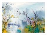 Elskere på Chi Tou Giclee-trykk av Chi Wen