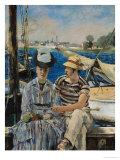 Argenteuil, 1874 Giclee Print by Edouard Manet