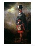 The Macnab Giclee-trykk av Sir Henry Raeburn