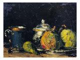 Still Life, circa 1865 Lámina giclée por Paul Cézanne