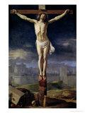 Christ on the Cross, Before 1650 Giclée-vedos tekijänä Philippe De Champaigne