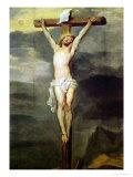 Christ on the Cross, 1627 Giclée-Druck von Sir Anthony Van Dyck