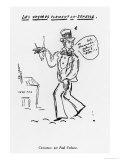 Les Voyages Forment La Jeunesse, Arthur Rimbaud (1854-91) Giclée-Druck von Paul Verlaine