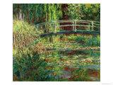 Water Lily Pond, 1900 Giclée-Druck von Claude Monet